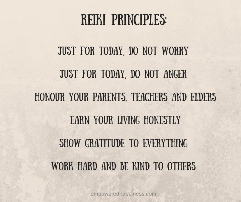 The Power Of Reiki Healing Yourself And Others Empowered